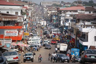 Liberia Car Sales Data