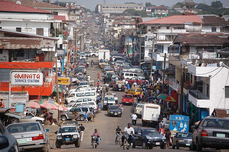 Liberia Car Sales Data