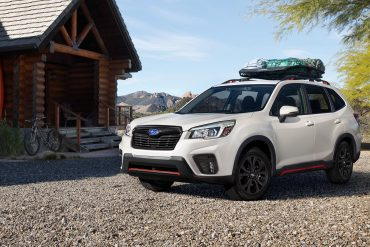 Subaru Corporation Canada Sales Figures