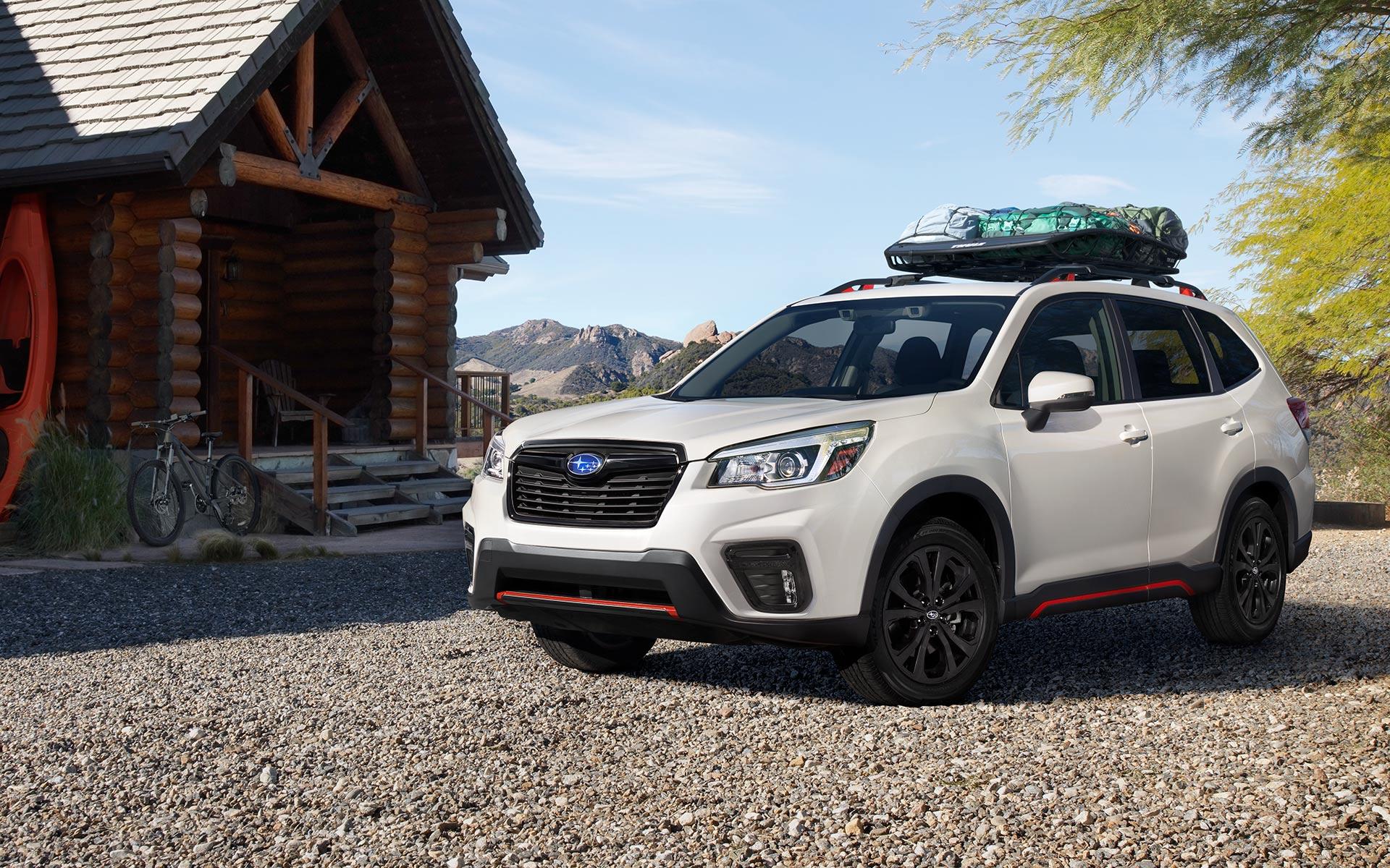 Subaru Corporation Canada Sales Figures