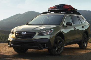 Subaru Corporation U.S Sales Figures