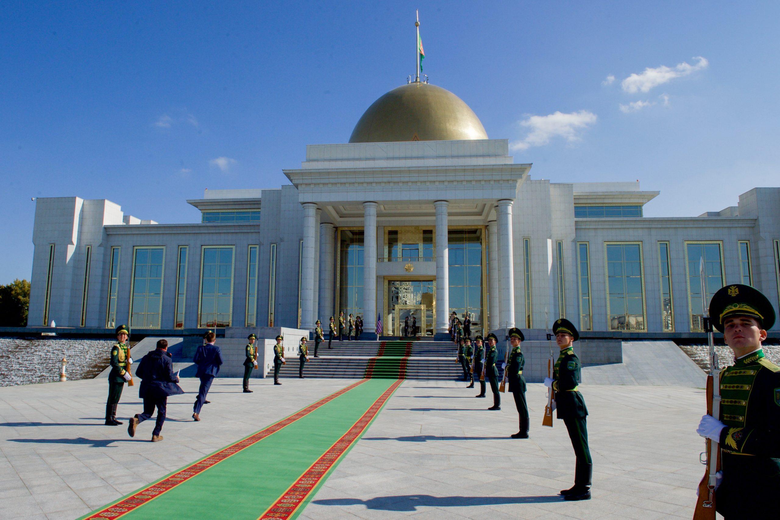 Turkmenistan Car Sales Data