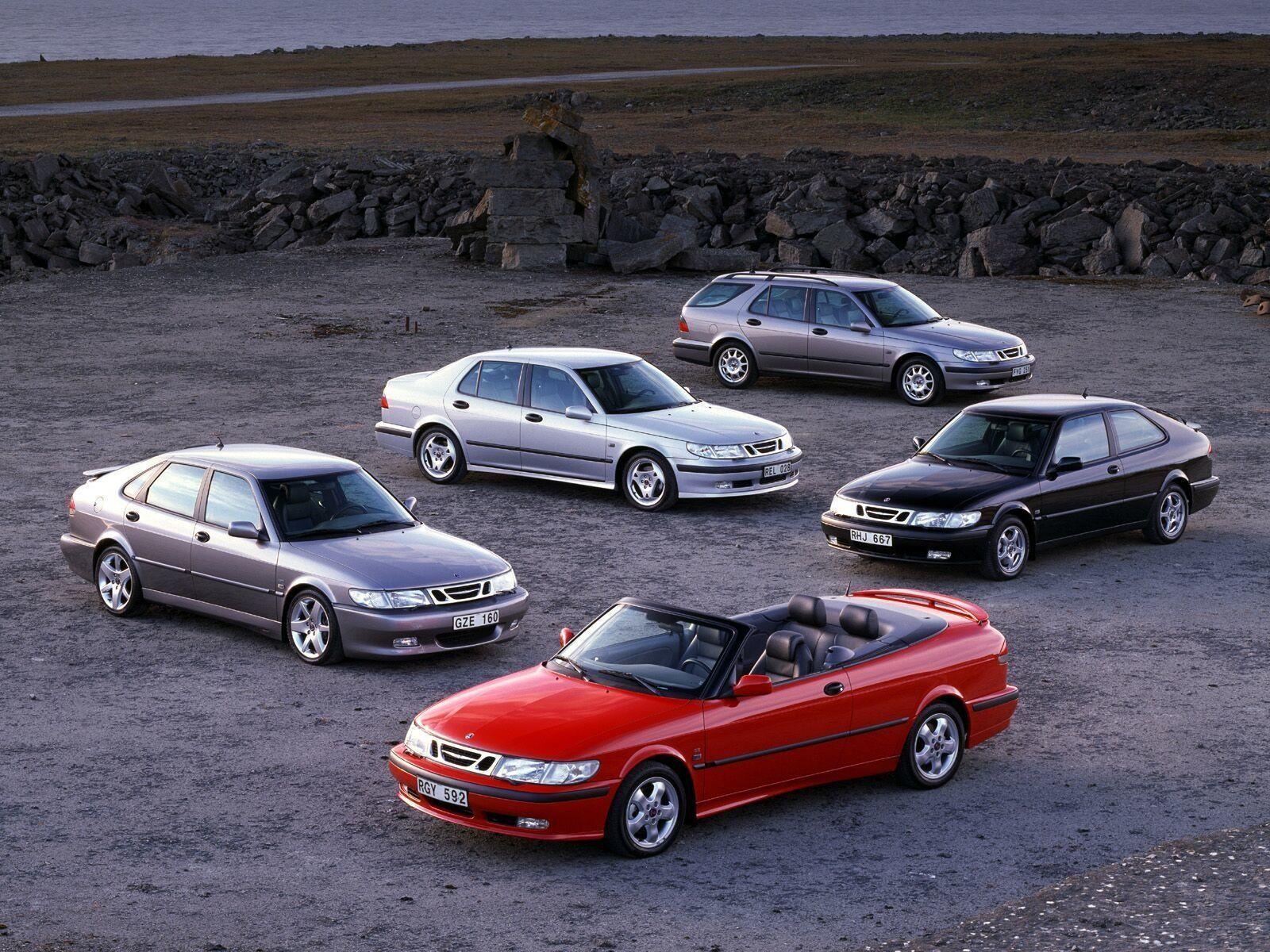 Saab Sales Data