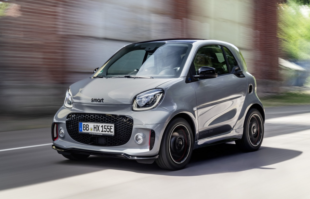 Smart Car Sales Data