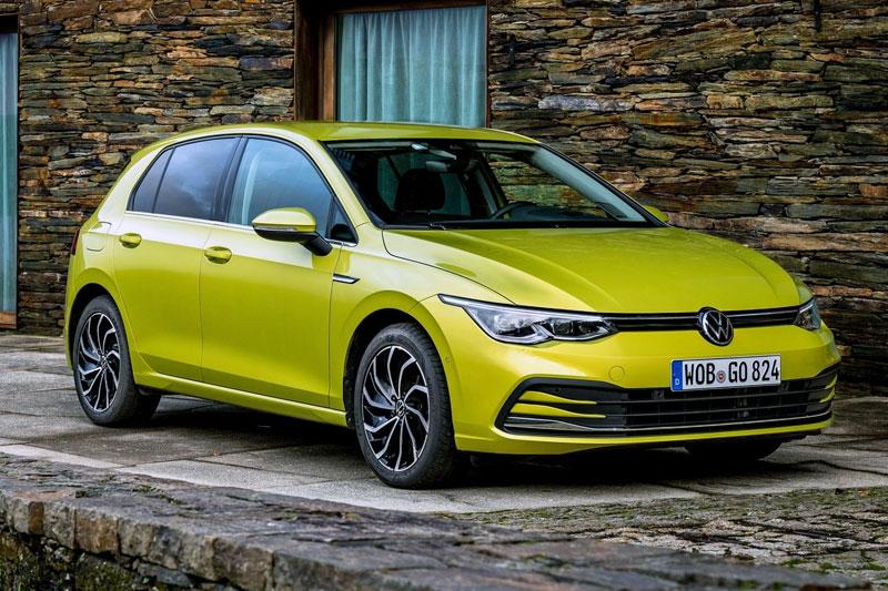 Volkswagen Golf European Sales Figures
