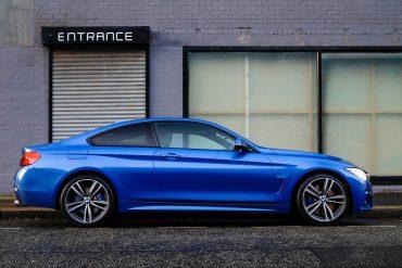 A BMW