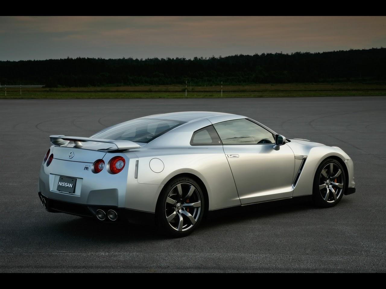 2008 Nissan GTR