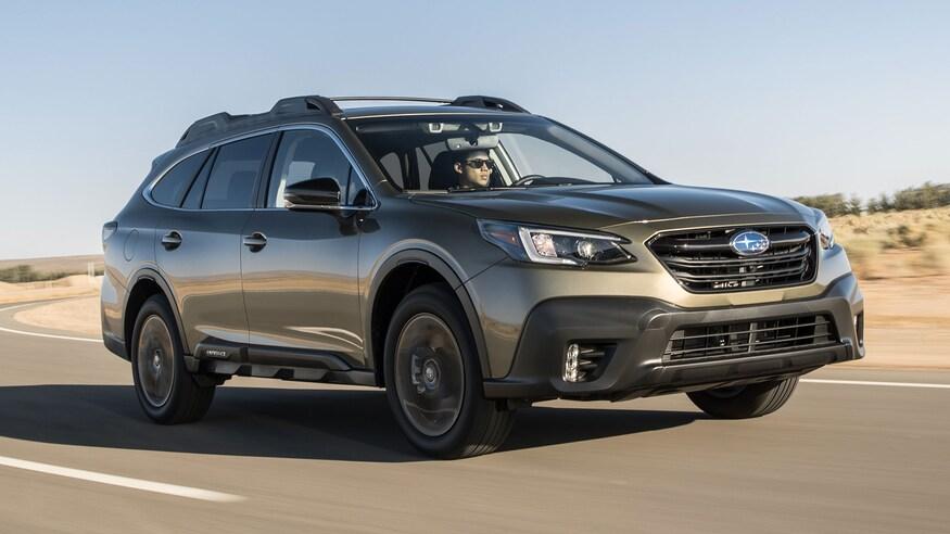 2020 Subaru Outback XT