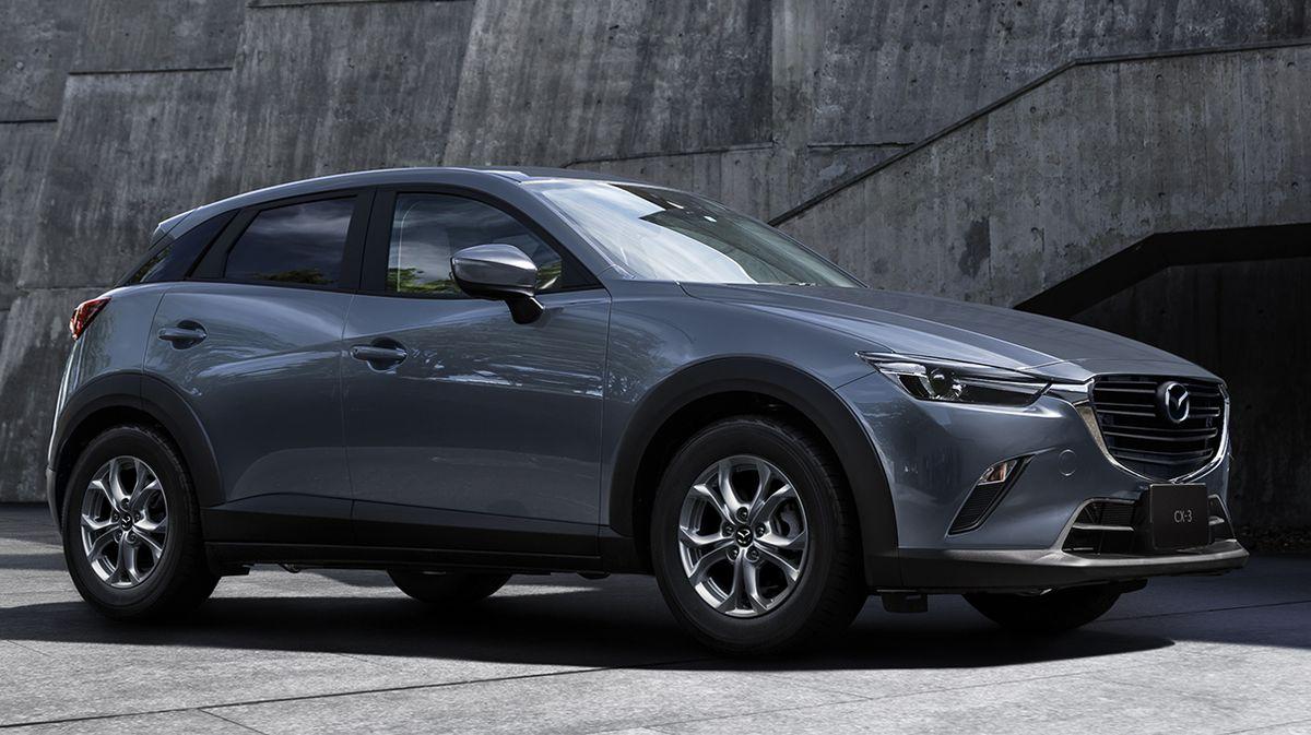 2021 Mazda CX3