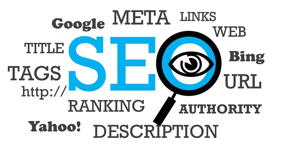 SEO key search words